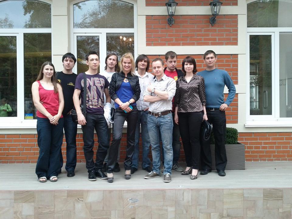 Netpeak и друзья после дегустация вина с Алексеем Дмитриевым