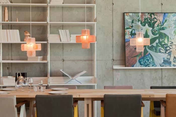 High quality building block позволяет делать дизайнерские светильники своими руками