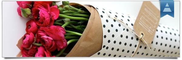 Flowers online shop promotion case study: ROI 187%