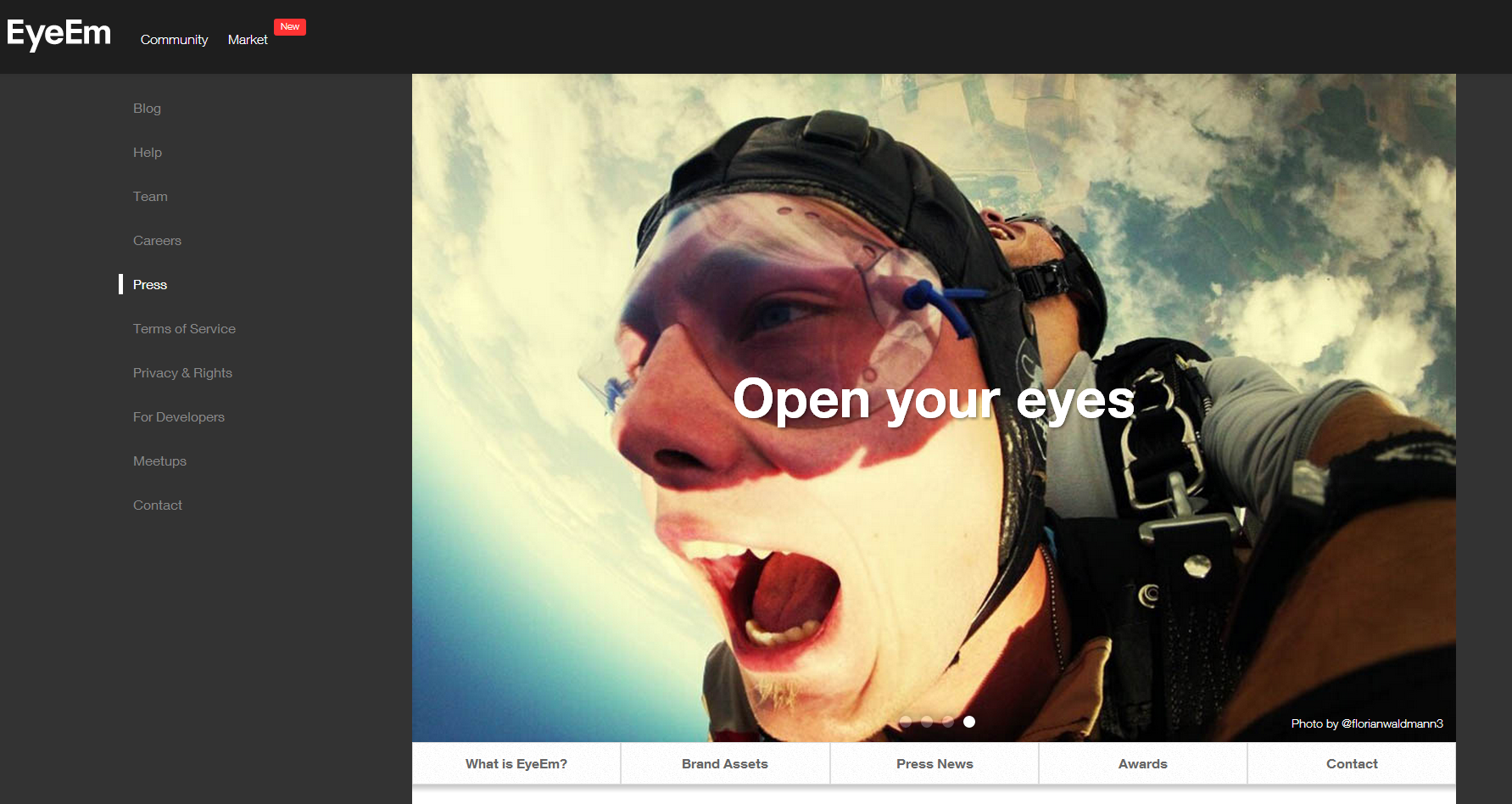 EyeEm: open your eyes.