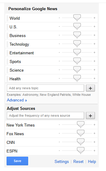 Как работают персональные рекомендации в Google News