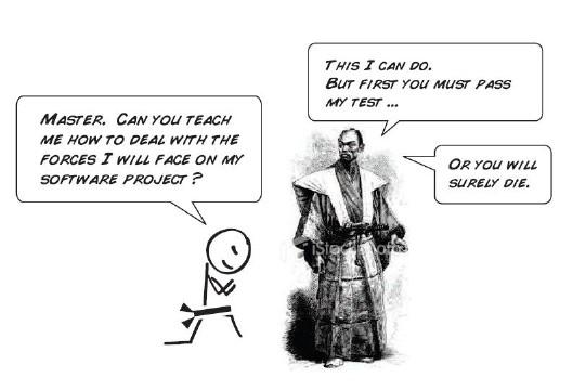 Тест для настоящих самураев