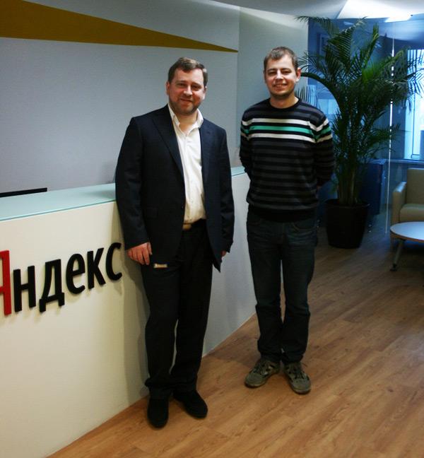 Сергей Петренко и Андрей Чумаченко