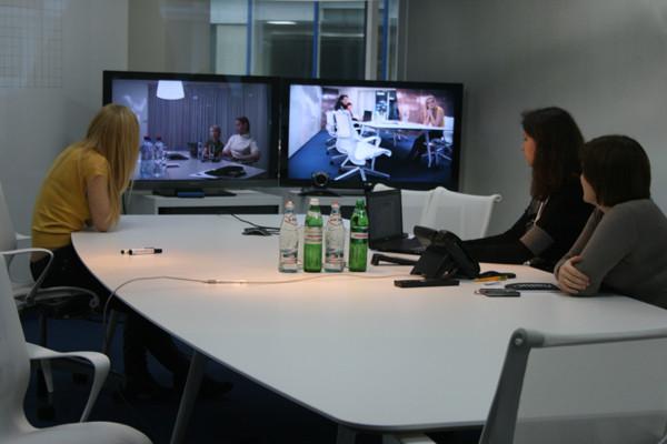 В Порто-Франко собеседование с московским офисом