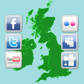 Social media in the UK