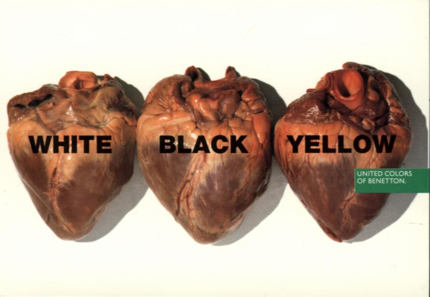 Три сердца Benetton