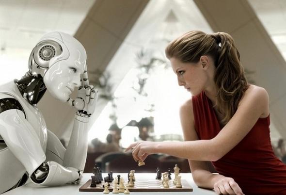 Человек против робота