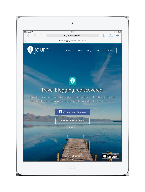 Journi — полностью бесплатное приложение