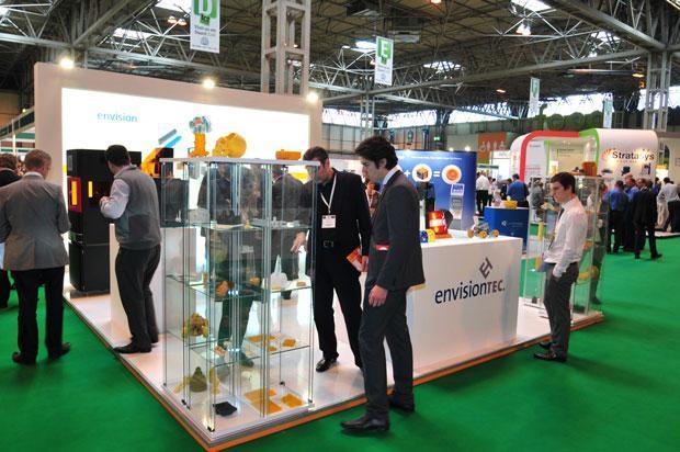 Новинки 3D-печати презентуют на международных конференциях.