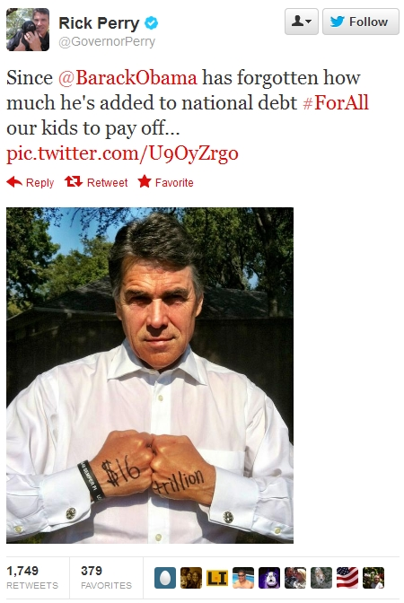 Rick Perry #ForAll