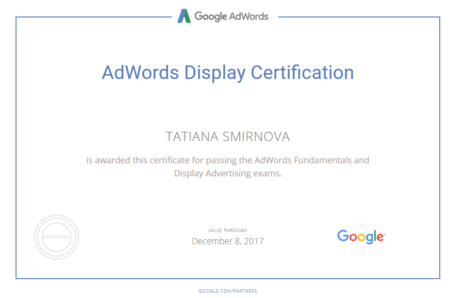batgirl — Google AdWords