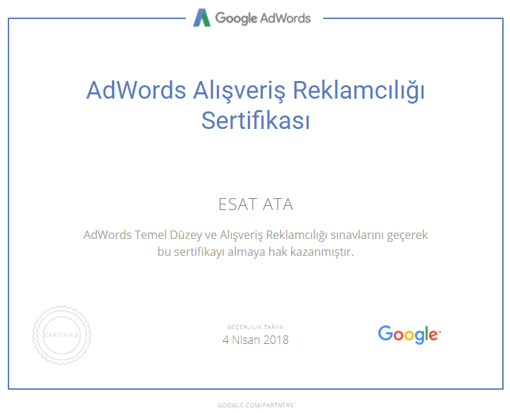 Esat esathead – Google AdWords