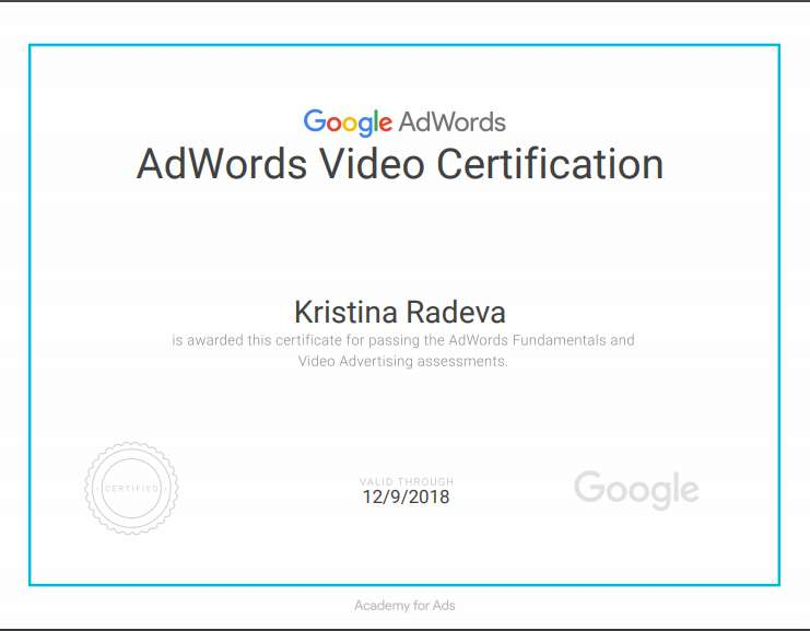 flash — Google AdWords
