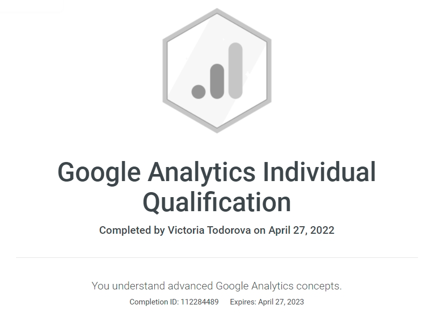 flo — Google Analytics