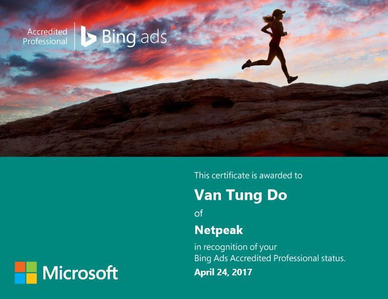 Ван heisenberg — Bing Ads
