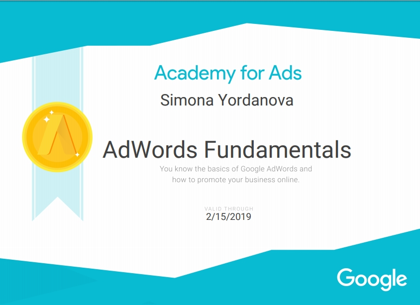 sassy — Google AdWords