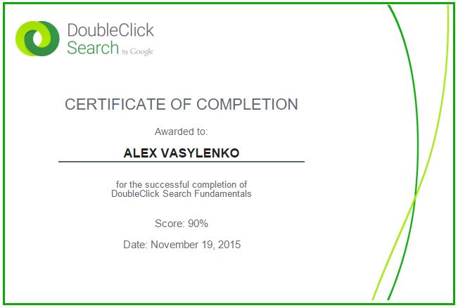 Alexey Tall – DoubleClick
